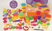 Play Doh Clay Centre with storage case