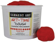 1.4kg Art Time Dough - Red
