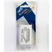 Logan Graphics Replacement Cutting Blades, Model #324, Pack of 20.