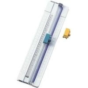 Carl DC-100 Personal Rotary Trimmer with Swing Out Ruler Arm.