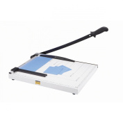 46cm x 38cm Heavy Duty Paper Cutter for up to 12 Sheets