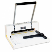 point 3 x folding Packable self cutting machine! Duelodex stack cutter DX 200 white