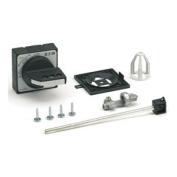 Rotary Handle Mechanism, IP65 Black