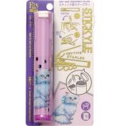 Sun-Star Stickyle Pen-Style Stapler - Neko