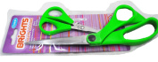 Triumph Sewing Scissors, Green two different sizes