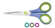 Mundial 1866 CushionSoft Kids 14cm Point-Tip Ambidextrous School Scissors