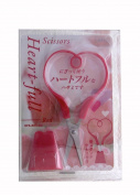 OHTO - Heart-Full Scissors - Red W/Stand