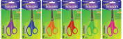 BAZIC 13cm Blunt Tip School Scissors, Box Pack of 24