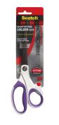 Scotch Precision Titanium Blade Scissors, 20cm , Purple/Green/Blue, 6 Pack