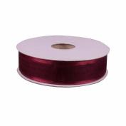 Organza Striped Ribbon - 2.2cm Wide - 25 Yards