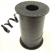 Black Curling Ribbon - Black Balloon Ribbon - 500 Yards
