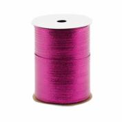 Berwick Sparkalene Craft Ribbon, 0.5cm by 100-Yard Spool, Magenta