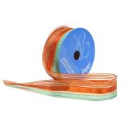 Berwick Wired Edge Springs Craft Ribbon, 3.8cm Wide by 50-Yard Spool, Chocolate