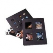 Savage Pre-Vu Slide Mat, 28cm x 36cm Presentation Board with Six 5.7cm x 5.7cm Pockets.