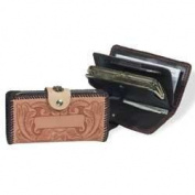 Tandy Leather Countess Clutch Purse Kit