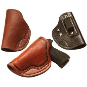 Bullseye Medium/Large Conceal Automatic Holster Leather Kit by Tandy.