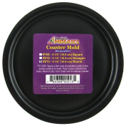 Jennifer's Mosaics Round Reusable Coaster Mould, 11cm