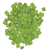 Jennifer's Mosaics 1cm Venetian Style Glass Mosaic Tile, Lime Green, 240ml