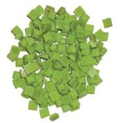 Jennifer's Mosaics 1cm Venetian Style Glass Mosaic Tile, Lime Green, 240ml