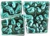 Mosaic Mercantile Sparkle Tile, Aqua, 1/6-Pound
