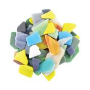 Tumbled Glass Tiles