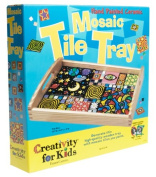 Creativity for Kids Mosaic Tile Tray