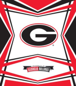 Turner CLC Georgia Bulldogs Stretch Book Covers