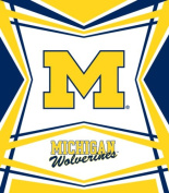Turner CLC Michigan Wolverines Stretch Book Covers