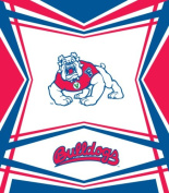 Turner CLC Fresno State Bulldogs Stretch Book Covers