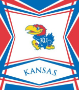 Turner CLC Kansas Jayhawks Stretch Book Covers
