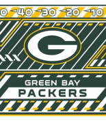 Turner NFL Green Bay Packers Stretch Book Covers