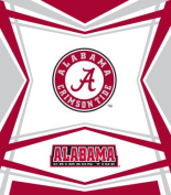 Turner CLC Alabama Crimson Tide Stretch Book Covers