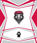 Turner CLC New Mexico Lobos Stretch Book Covers