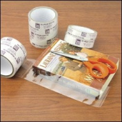 935 Super Clear Book Tape-1.9cm W x 15 yds.L