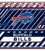 Turner NFL Buffalo Bills Stretch Book Covers