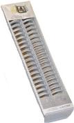 Zutter Owire 3.2cm , 4-Piece, White