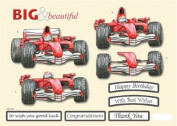 Ecstasy Crafts Craft Uk B & B Race Car
