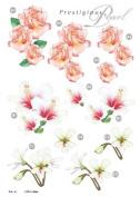 Ecstasy Crafts Craft Uk Pearl Rose/Hibiscus