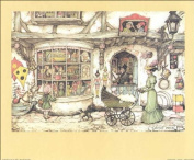 The Toy Shop Paper Tole 3D Kit 8x10
