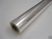 15m x 80cm Roll Clear Cellophane Wrap. Florist Quality Bouquet / Gift / Hampe...