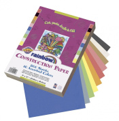 PAC94450 - Pacon Rainbow Super Value Construction Paper