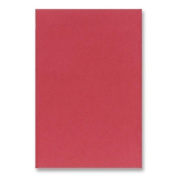 Pacon Corporation Construction Paper, 76 lb., 30cm x 46cm , 50/PK, Holiday Red