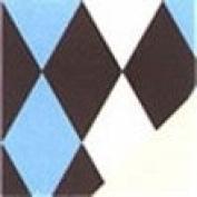 Making Memories 12x12 Cosmopolitan Paper-Marquis Cut Blue