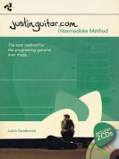 The Justinguitar.Com Intermediate Method (Book/2cd)