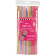 Clover Takumi Getaway 23cm Single Point Knitting Needle Gift Set with 7 Sizes