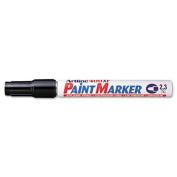 Artline® Paint Marker, Bullet Tip, 2.3 mm, Black