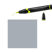 Prismacolor Premier Double-Ended Brush Tip Markers warm grey 60% 104