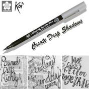 Sakura Koi Brush Pen Light Cool Grey