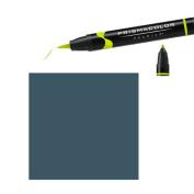 Prismacolor Premier Double-Ended Brush Tip Markers cool grey 80% 115