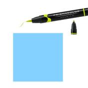 Prismacolor Premier Double-Ended Brush Tip Markers sky blue light 202